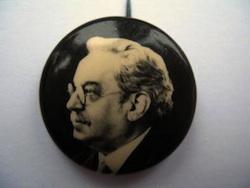Jowett pin badge