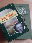 Storm J books