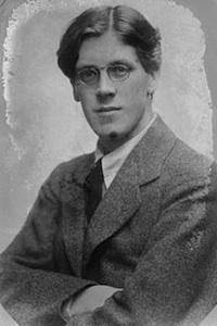 Fenner Brockway portrait