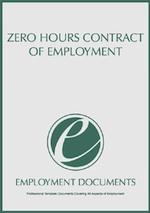zero hours contract