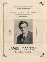 Maxton election•