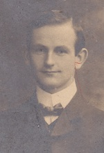 Morgan Jones portrait