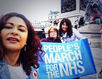 999 NHS March pic