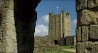 WWI Richmond Castle