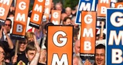 GMB placards pic