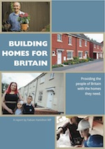 Building Homes report cover