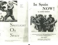 ILP Spain pamphlets