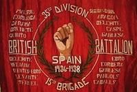 International brigades banner image