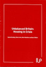 Housing Pamphlet cover