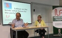 Labour on Brink HugoR