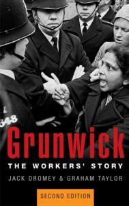 Grunwick book cover•