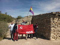 David in Catalonia - Alcubierre