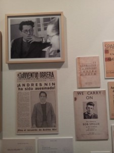 David in Catalonia - exhib large